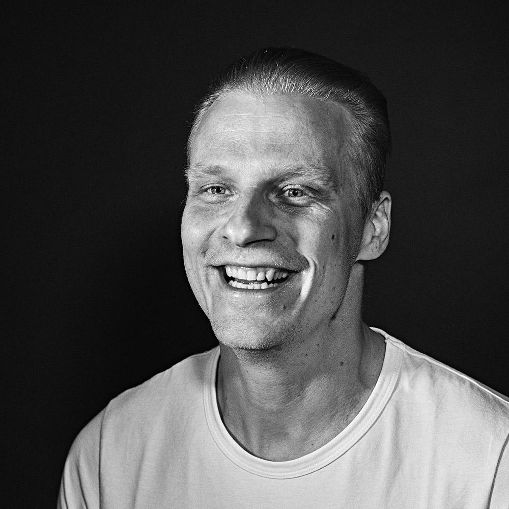 Nöjd Jarno Kivelä